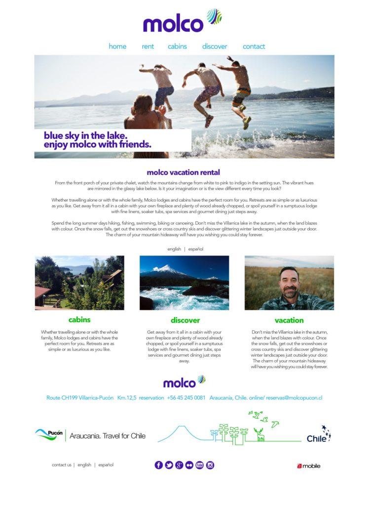 Branding MolcoHouses Web3
