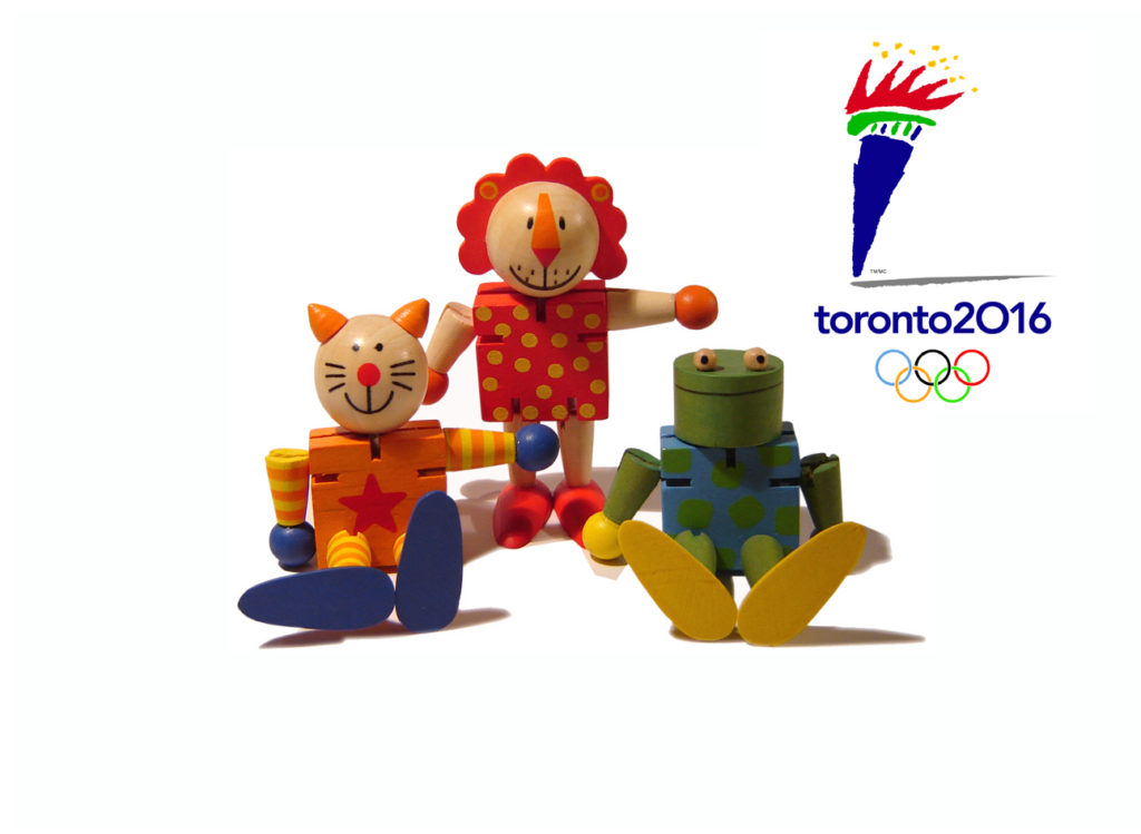 Mascot Toronto 2016