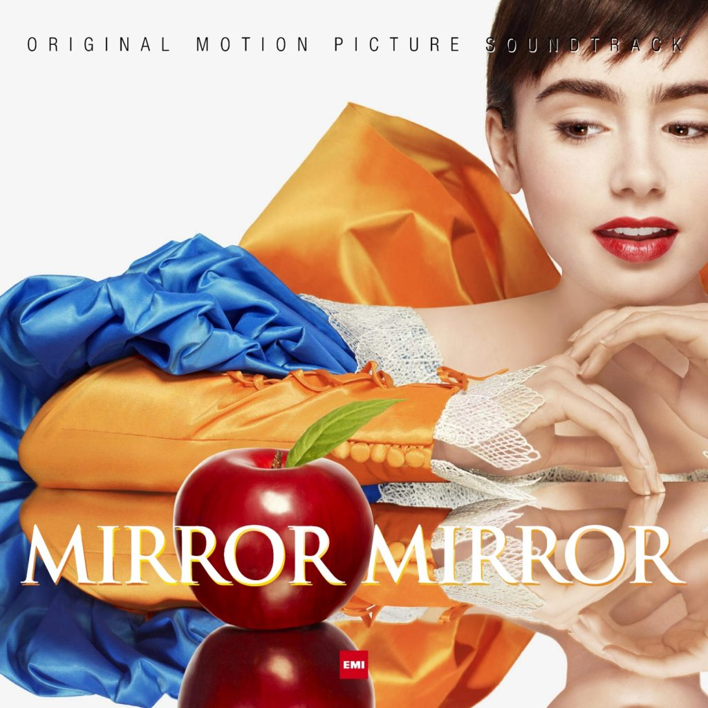 Mirror Mirror Sony Columbia Cover CD1