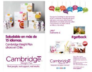 Branding Cambridge Diet 2