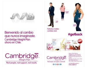 Branding Cambridge Diet 3