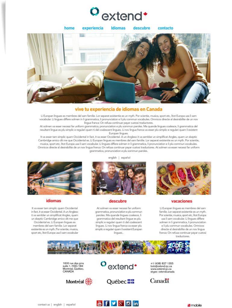 Branding Extend MTL WEB3