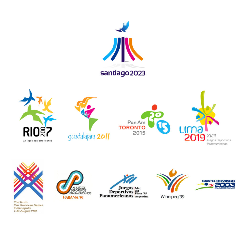Logos Olimpicos Juegos Panamericanos