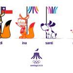 XIX Juegos Panamericanos de Santiago 2023 – Mascotas