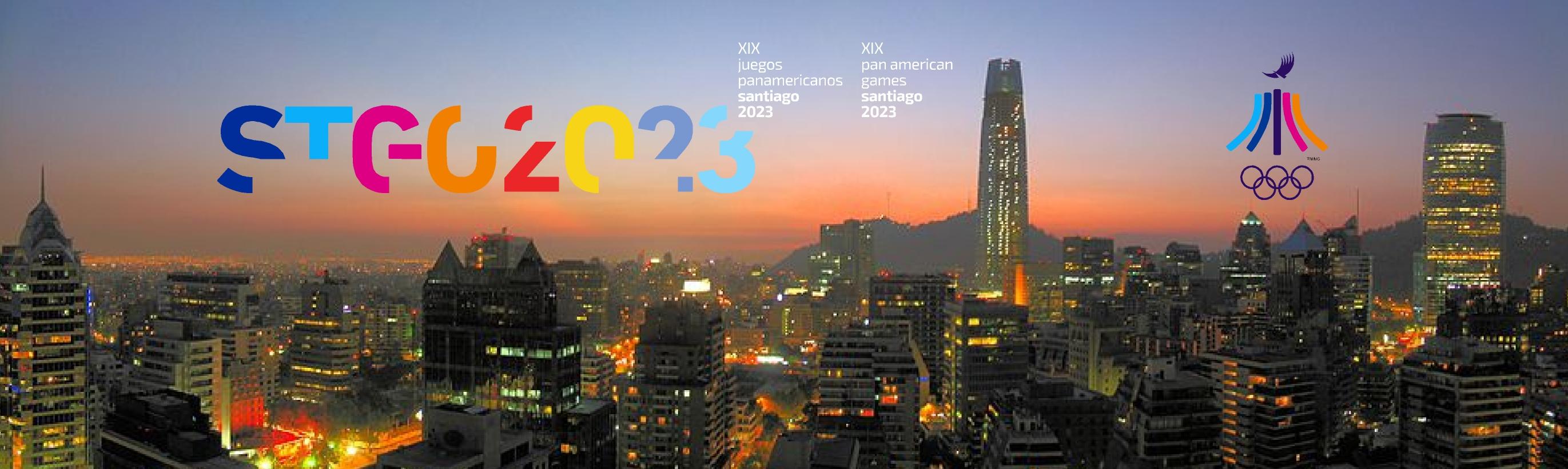 XIX Juegos Panamericanos de Santiago 2023- Prensa 7 de mayo 2017