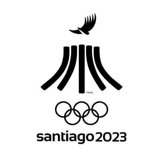 2023 Juegos Panamericanos Santiago Numbers Official 0
