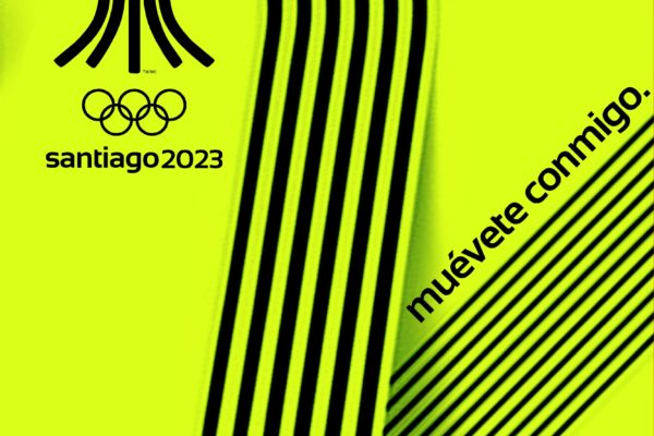 2023 SANTIAGO PAN AM GAMES Numbers MUEVETE