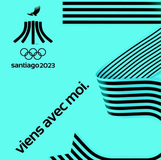 2023 SANTIAGO PAN AM GAMES Numbers VOYEZ
