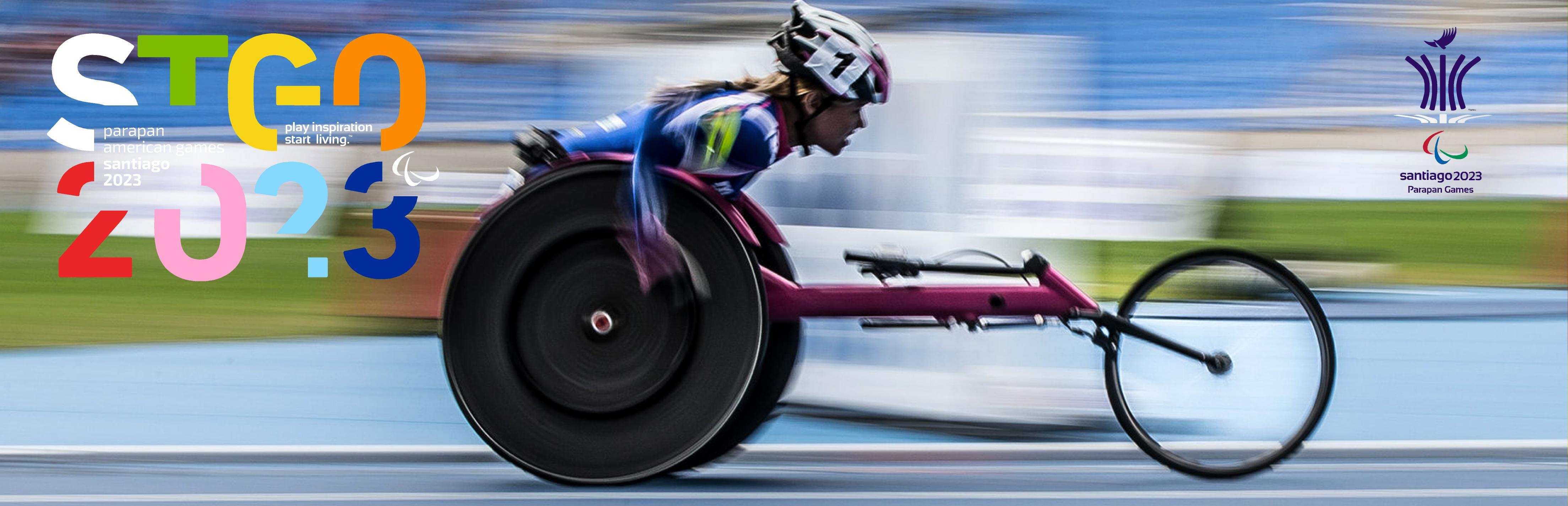 Juegos Parapanamericanos de Santiago 2023 – Categorias Inclusivas