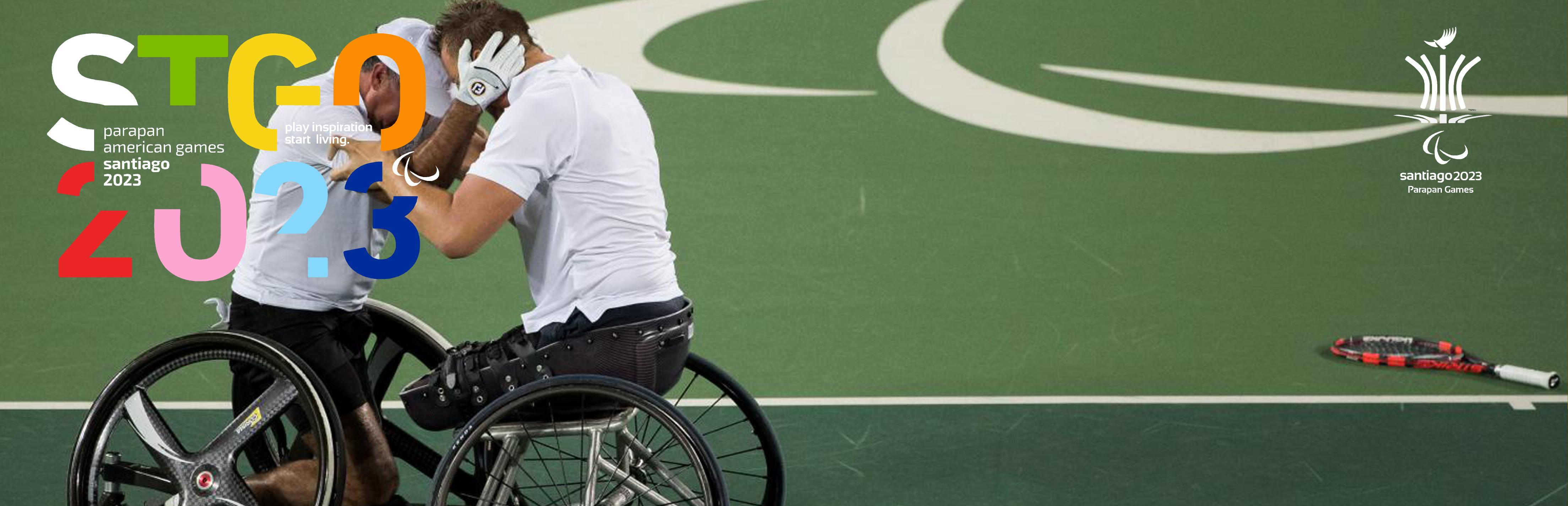 Parapan Games Santiago 2023 – Categories
