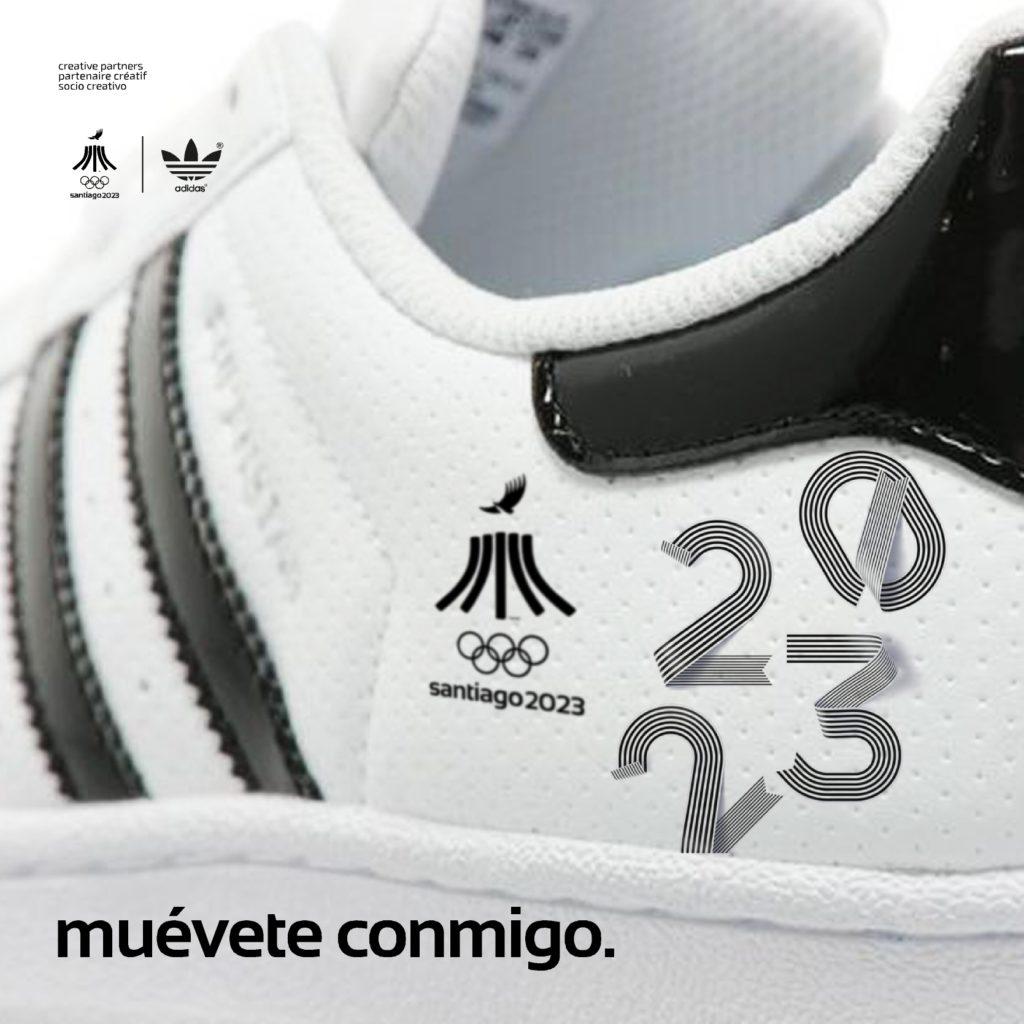 2023 JUEGOS PANAMERICANOS SANTIAGO NUMBERS ADIDAS 6