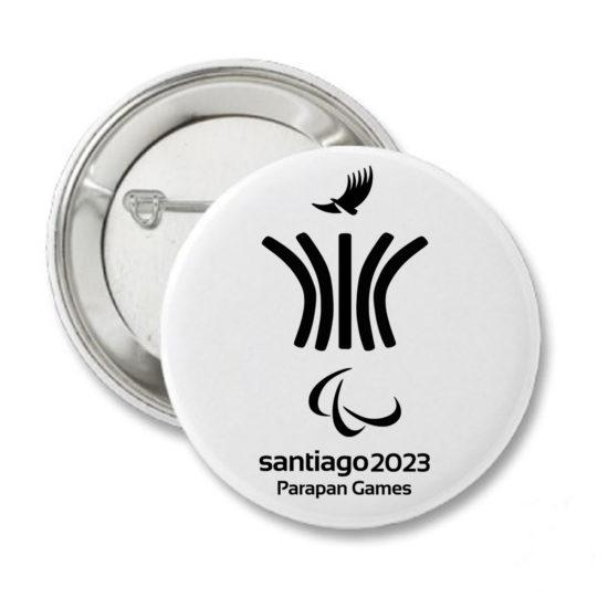 2023 PIN OFICIAL2 JUEGOS PANAMERICANOS SANTIAGO
