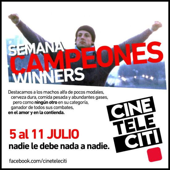 CINETELECITI WINNERS