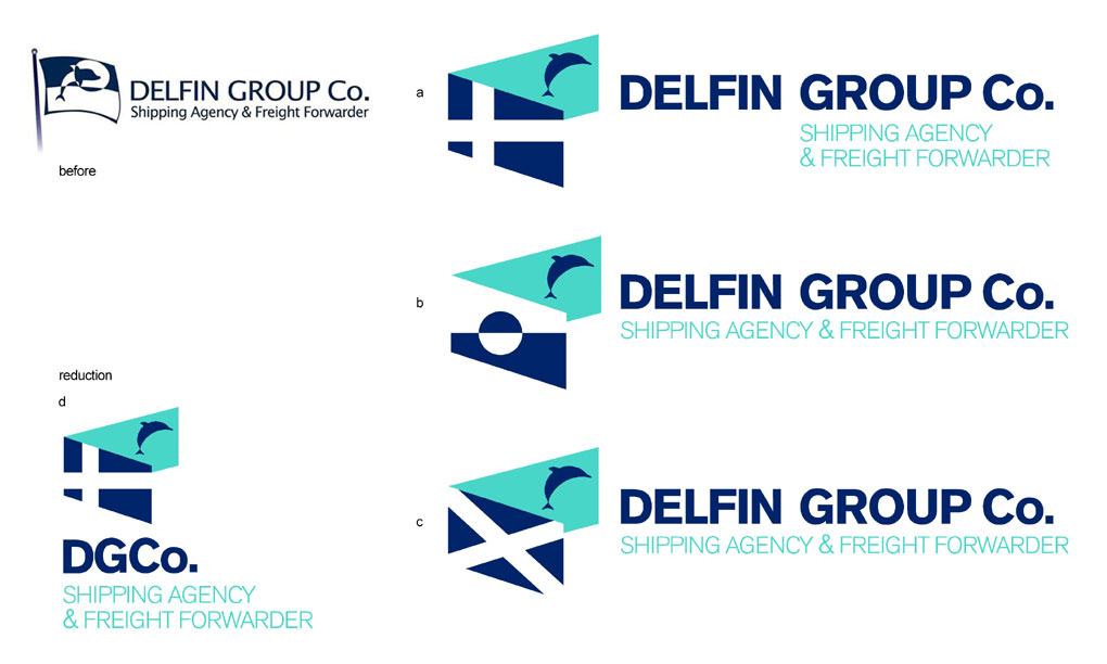 DELFIN GROUP SHIPPING BRANDING LALLIANCEGROUPE91
