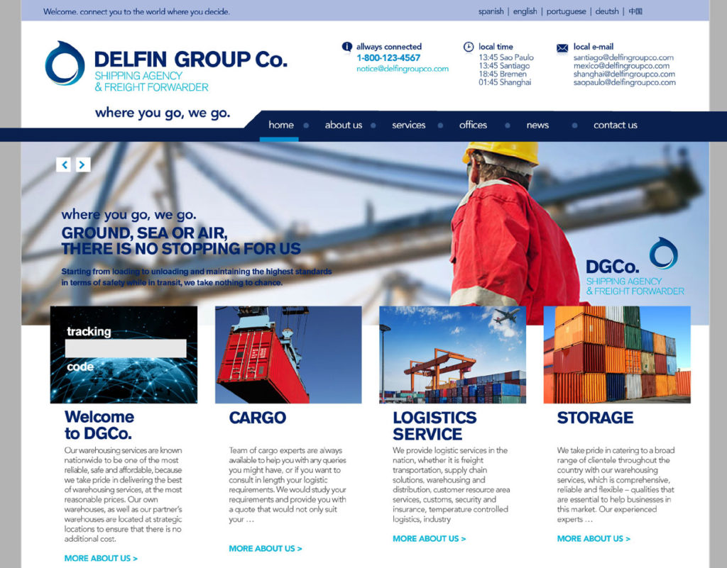 DELFIN GROUP SHIPPING BRANDING LALLIANCEGROUPE92