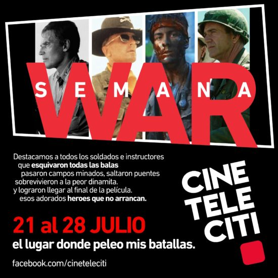 CINETELECITI Campaign WAR
