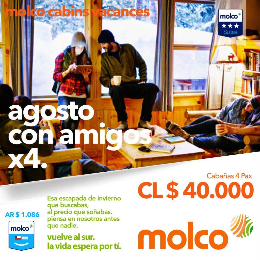 Molco Cabins Promo2 PAX4 Facebook