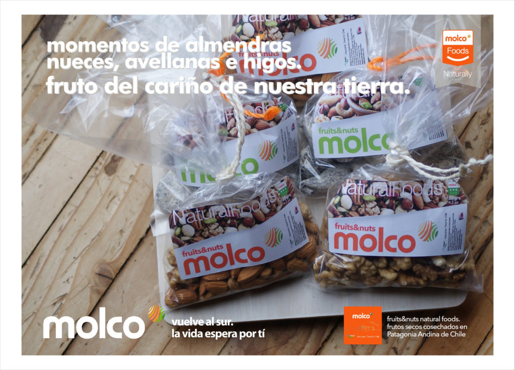 Molco Postal Cards Natural Foods61