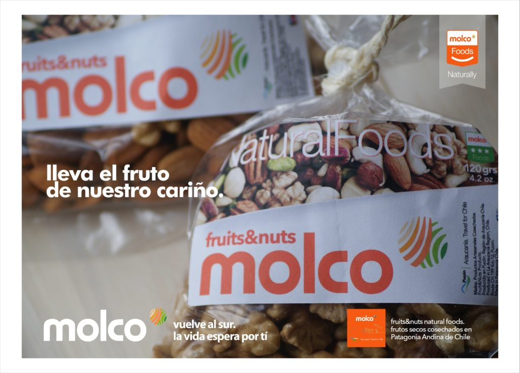 Molco Postal Cards Natural Foods8