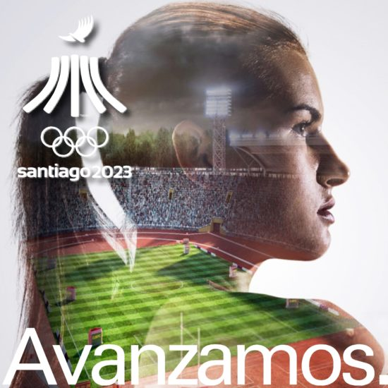 Juegos Panamericanos Santiago 2023 Avanzamos Cube