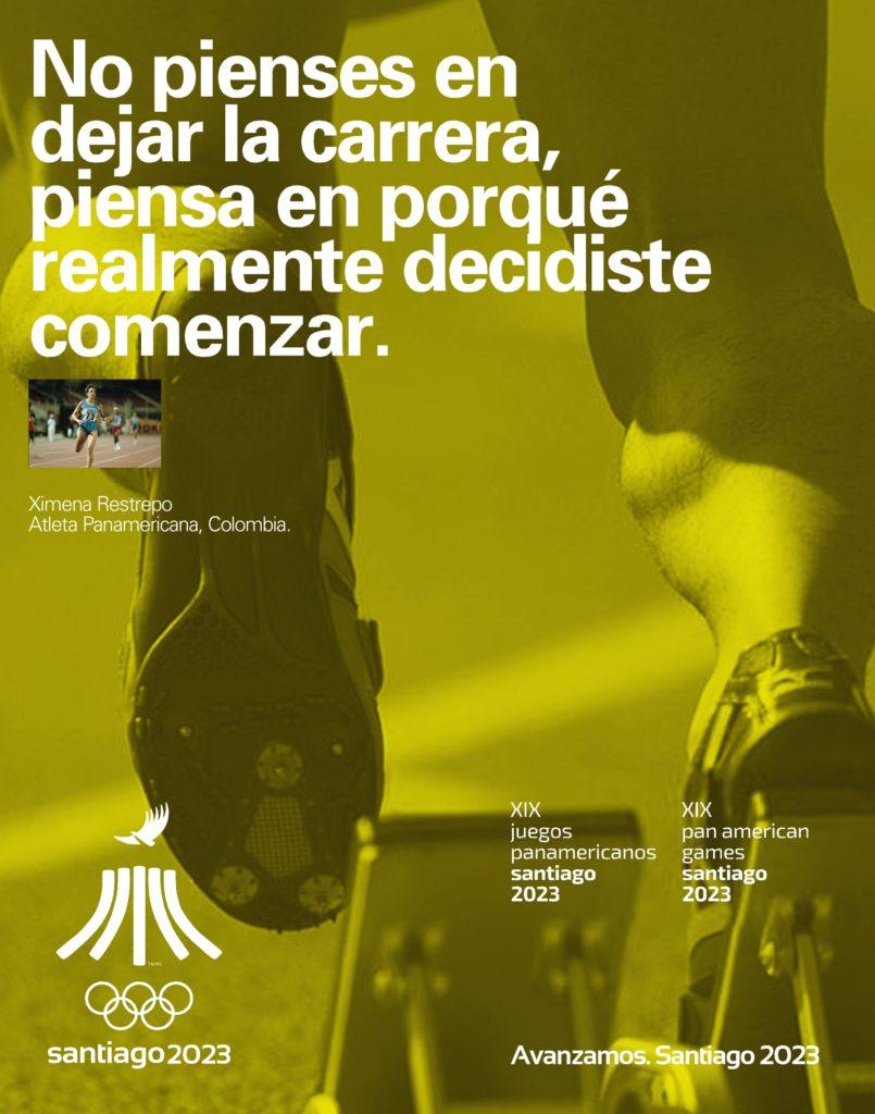 Juegos Panamericanos Santiago 2023 Avanzamos DD