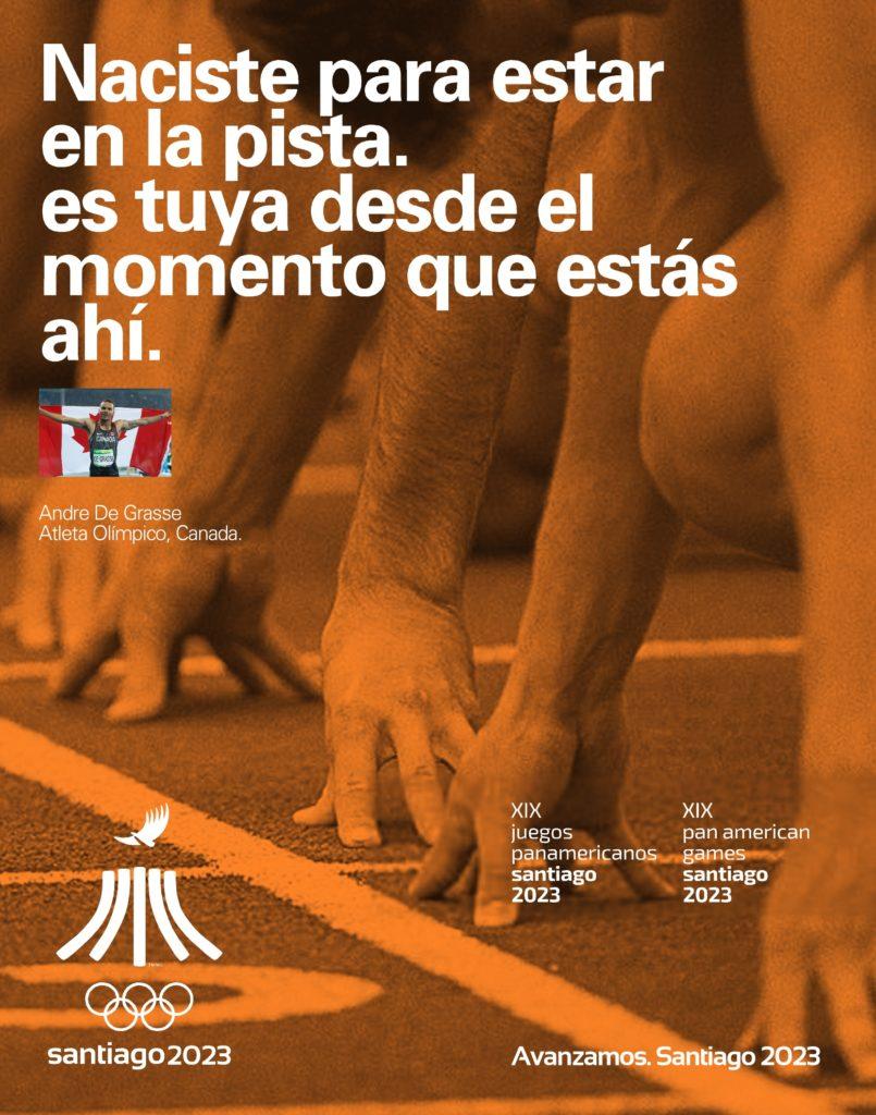 Juegos Panamericanos Santiago 2023 Avanzamos EE