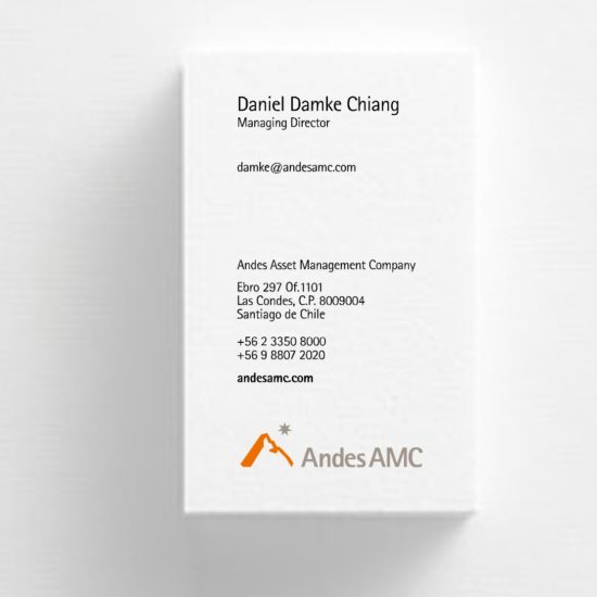 Andes Brand V2F card2