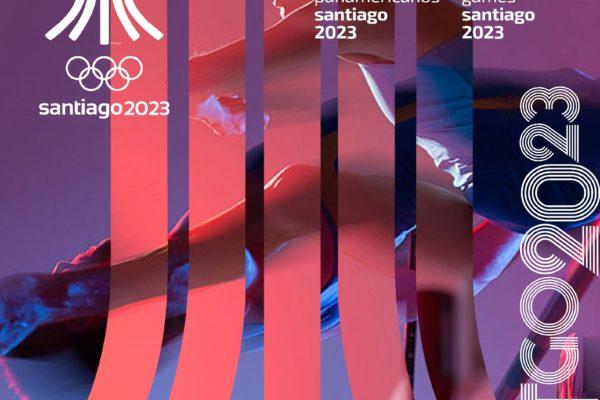 Juegos Panamericanos Santiago 2023 color6 cube6