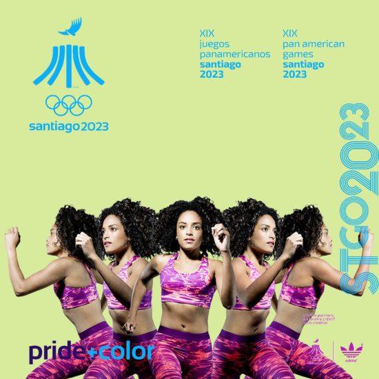 Juegos Panamericanos Santiago 2023 move on me cube4