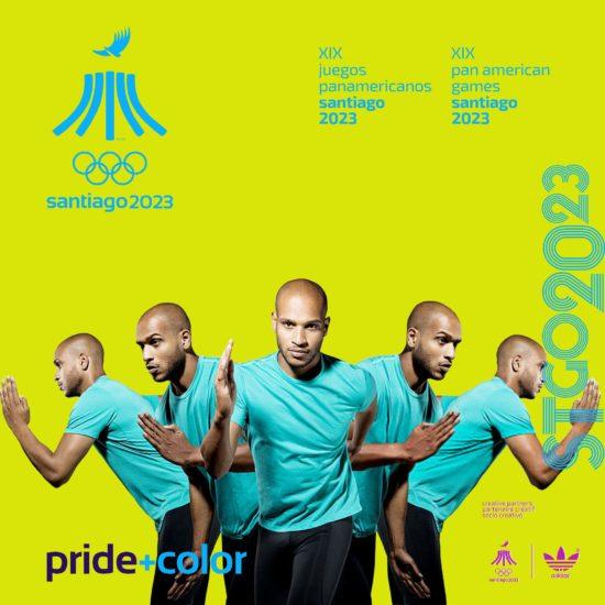 Juegos Panamericanos Santiago 2023 move on me cube5