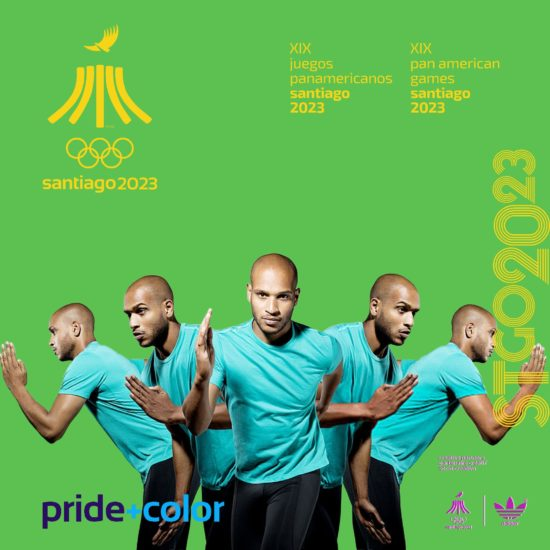 Juegos Panamericanos Santiago 2023 move on me cube6