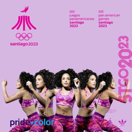 Juegos Panamericanos Santiago 2023 move on me cube7