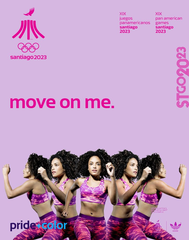 Juegos Panamericanos Santiago 2023 move on me simply