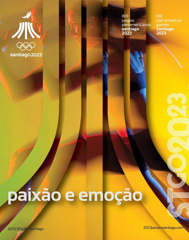 Juegos Panamericanos Santiago 2023. Pasión+Emoción