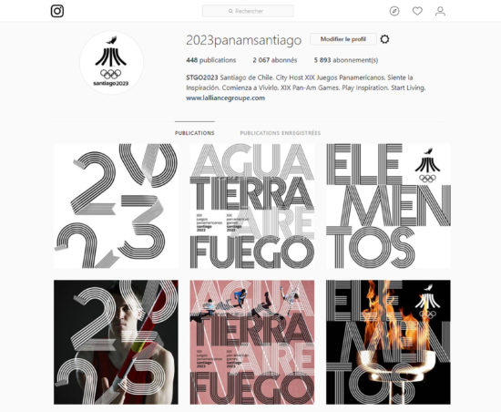 Juegos Panamericanos Santiago 2023 Elementos Basicos 7