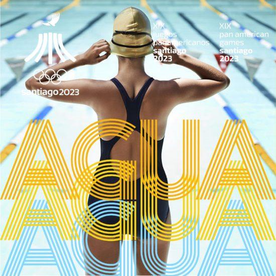 Juegos Panamericanos Santiago 2023 Elements Agua2