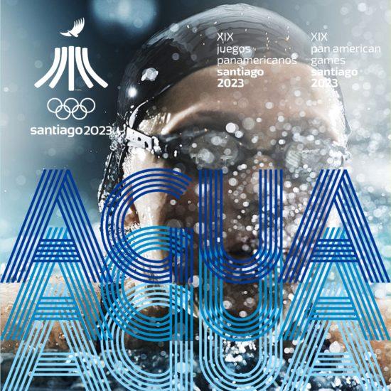 Juegos Panamericanos Santiago 2023 Elements Agua4