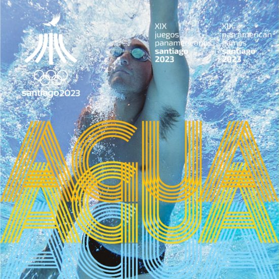 Juegos Panamericanos Santiago 2023 Elements Agua5