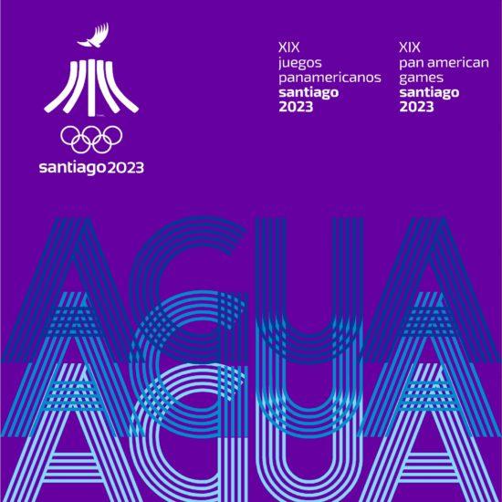 Juegos Panamericanos Santiago 2023 Elements Agua6