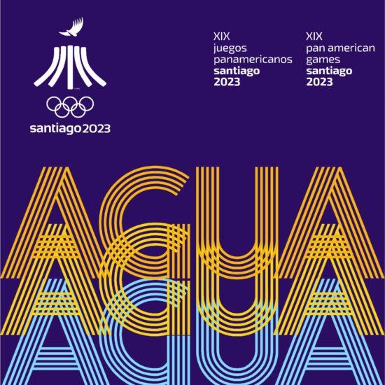 Juegos Panamericanos Santiago 2023 Elements Agua8