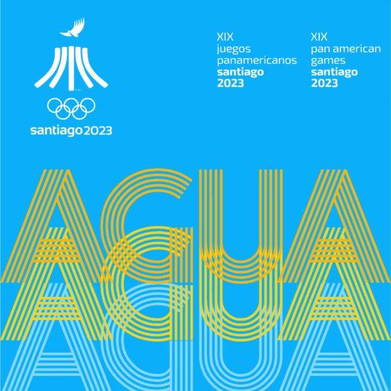 Juegos Panamericanos Santiago 2023 Elements Agua9