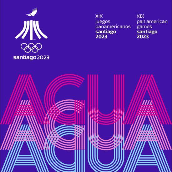 Juegos Panamericanos Santiago 2023 Elements Agua91