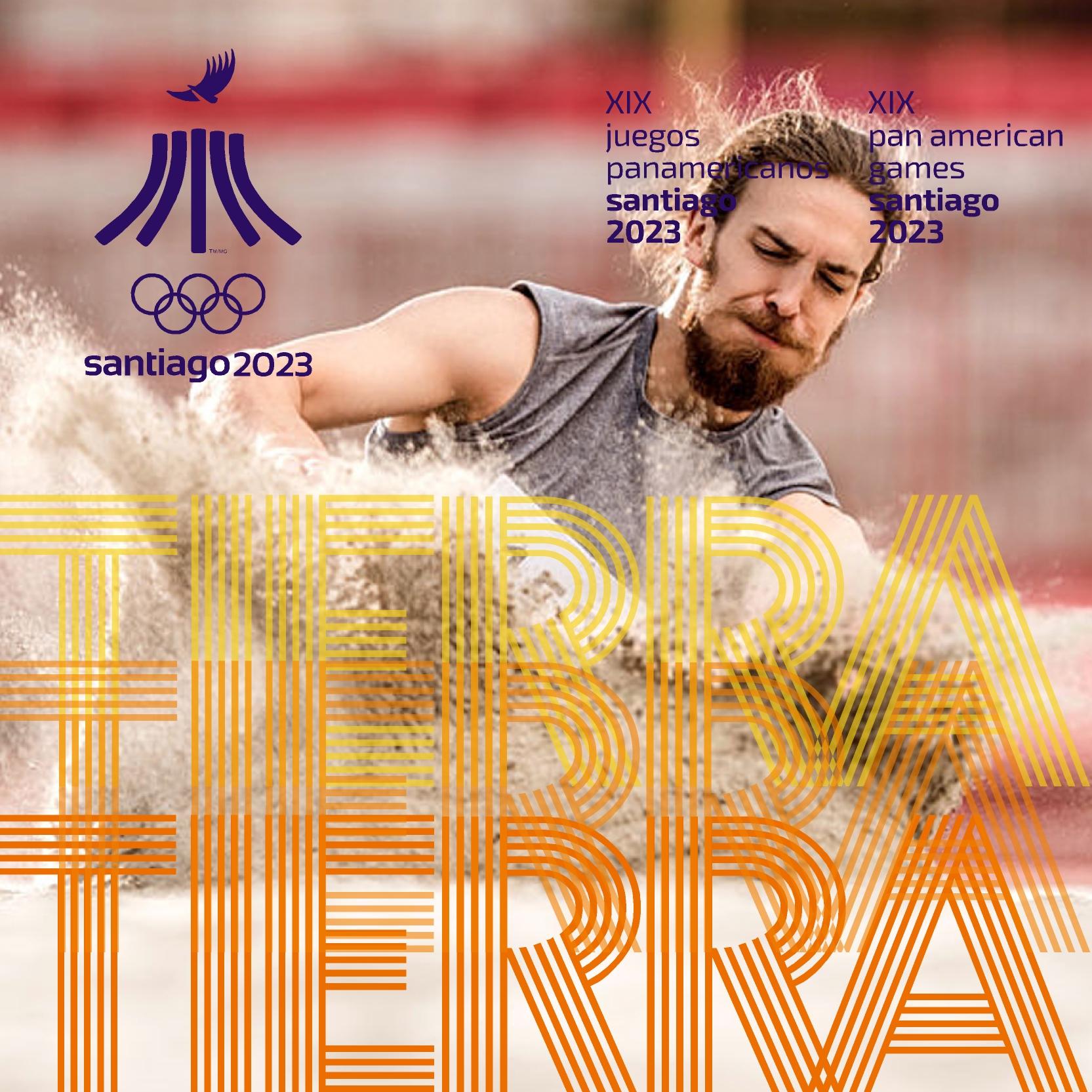Juegos Panamericanos Santiago 2023 Elements Tierra 2