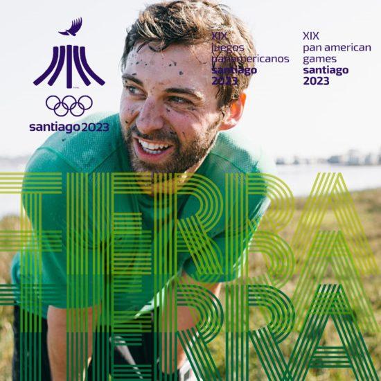 Juegos Panamericanos Santiago 2023 Elements Tierra 3