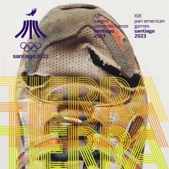 Juegos Panamericanos Santiago 2023 Elements Tierra