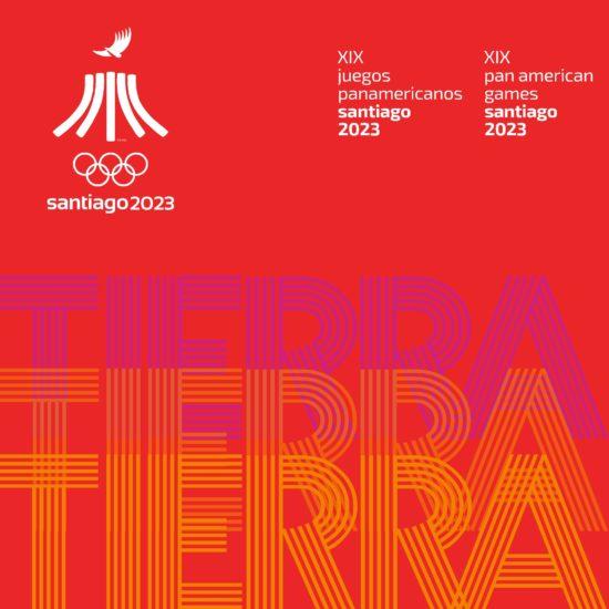 Juegos Panamericanos Santiago 2023 Elements Tierra 94