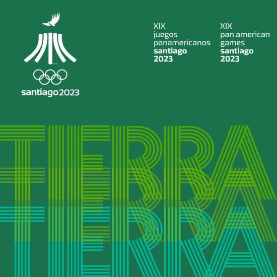Juegos Panamericanos Santiago 2023 Elements Tierra 96