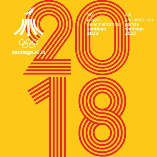 Juegos Panamericanos Santiago 2023 Lanzamiento 2018
