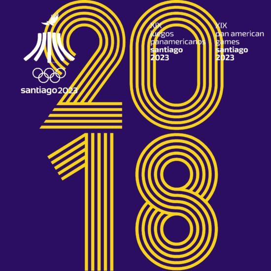 Juegos Panamericanos Santiago 2023 Lanzamiento 2018 B