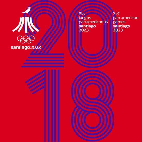 Juegos Panamericanos Santiago 2023 Lanzamiento 2018 C